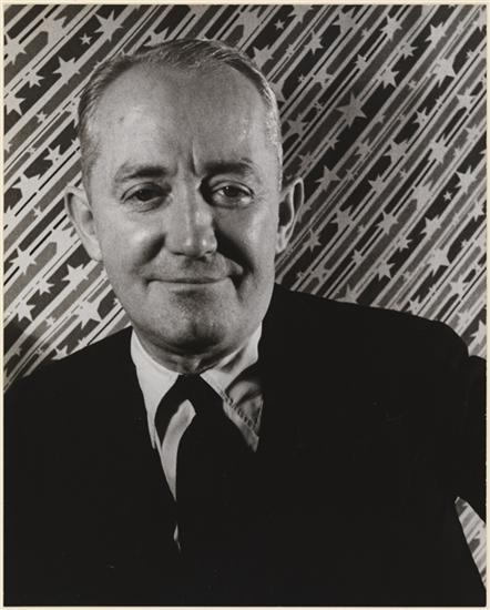 Carl Van Vechten (1880-1964). George M. Cohan, October 23, 1933. Museum of the City of New York. 42.316.267 Image used with permission from the Van Vechten Trust.