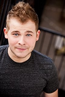 Broadway Buskers: F. Michael Haynie headshot