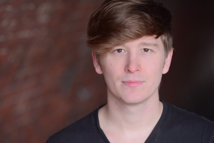 Broadway Buskers: Max Sangerman headshot