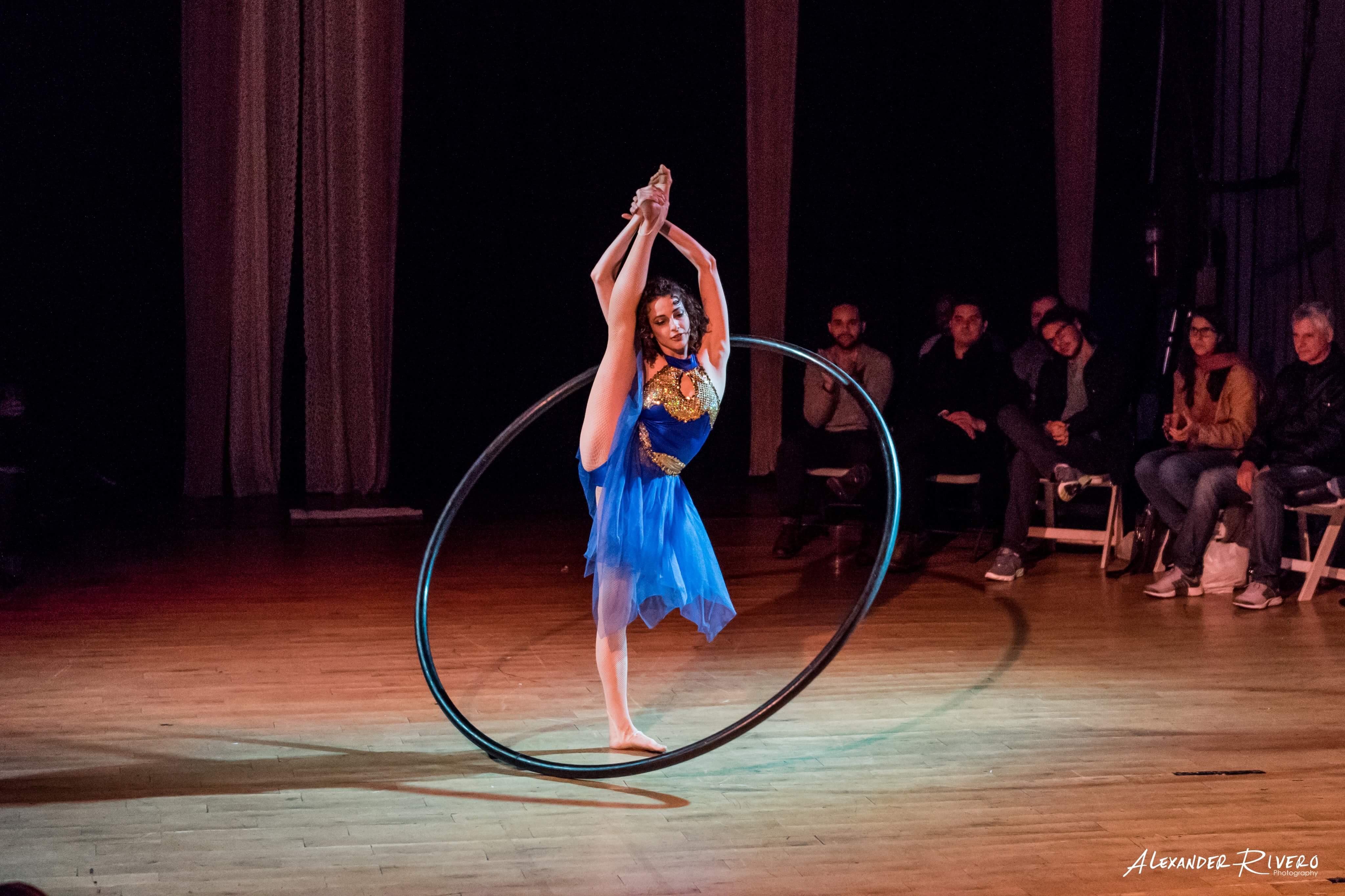 Ayla Weisz Cyr Wheel