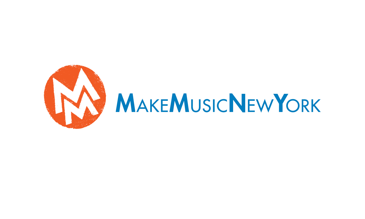 Make Music New York logo