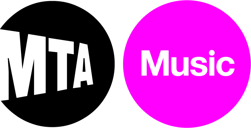 MTA Music Under New York logo