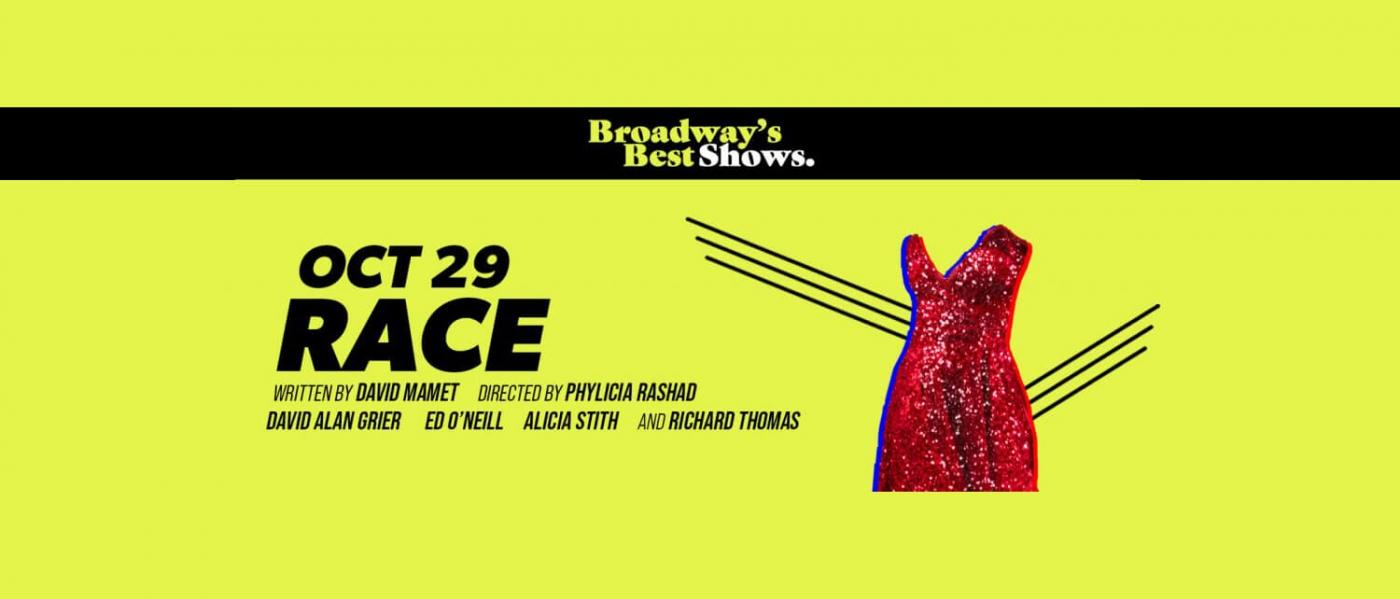 Broadway's Best Shows: Race