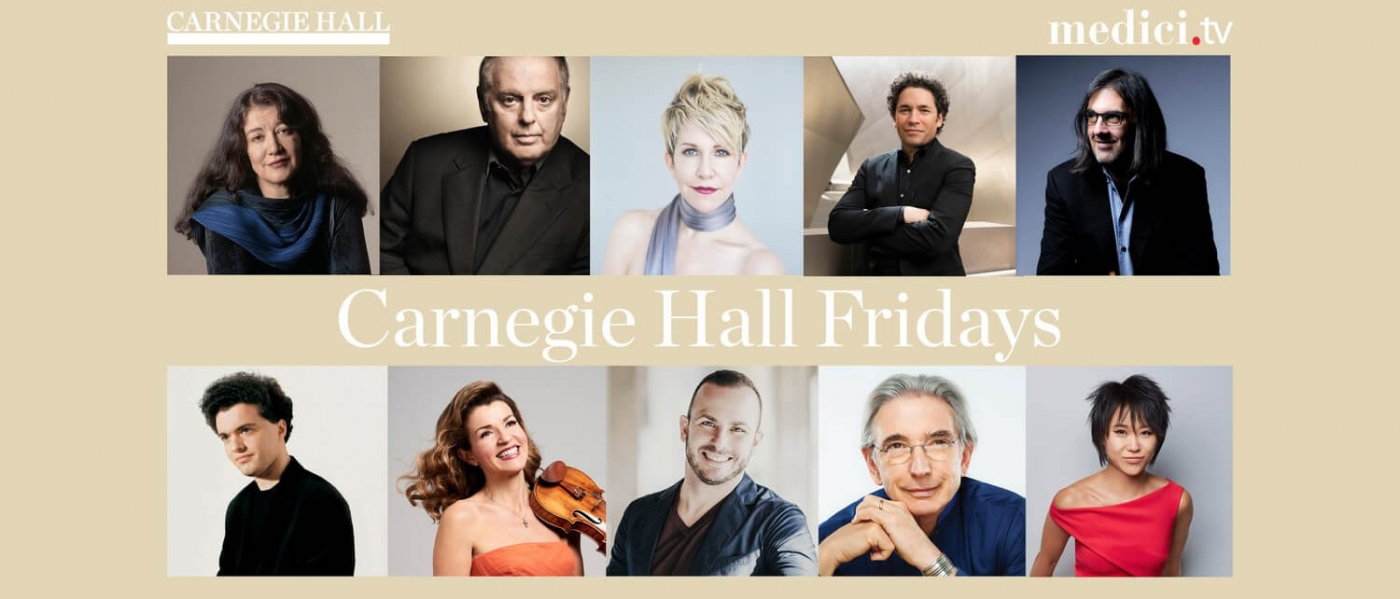 Carnegie Hall Fridays
