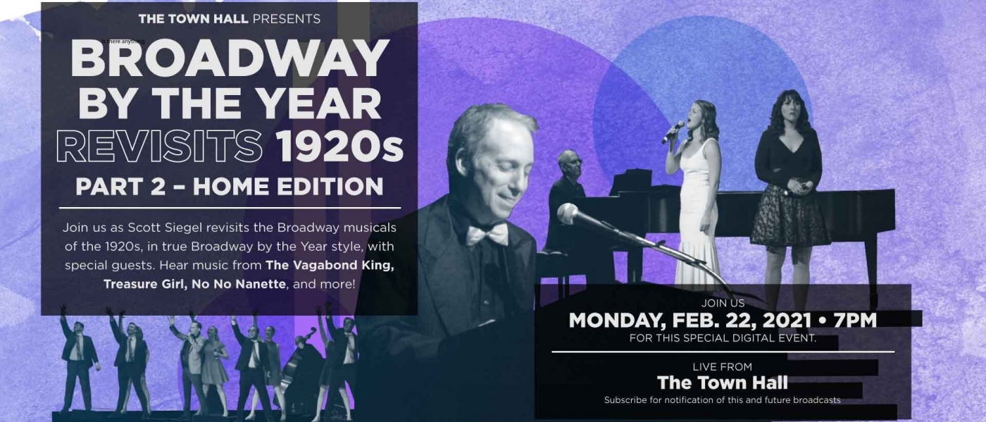 Broadway by the Year Revisits 1920s Part 2