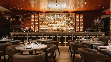 The View Restaurant & Lounge @ Marriott Marquis
