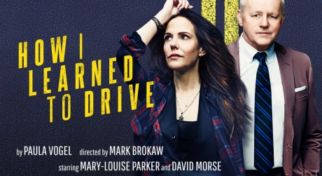 Mary-Louise Parker and David Morse in How I Learned to Drive